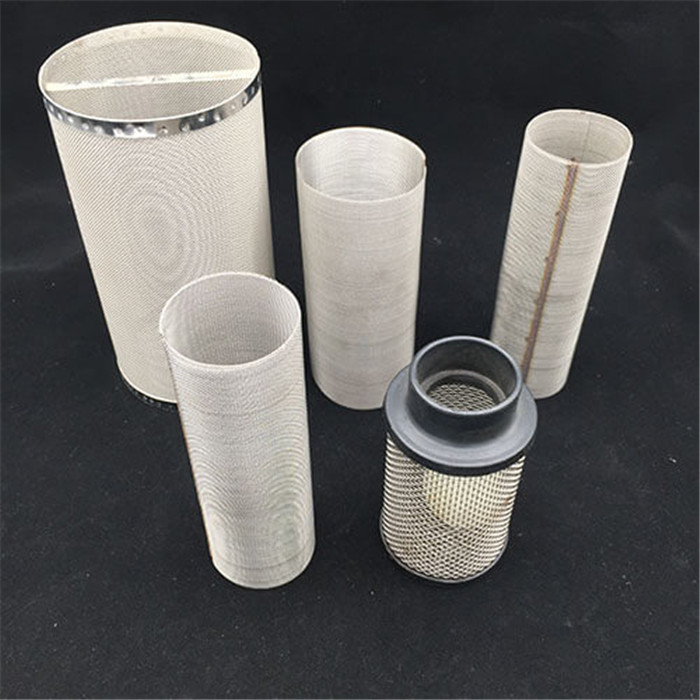 OEM Manufacturer Steel Cloth - Filter Wire Mesh – DXR