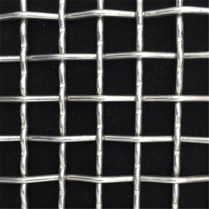 OEM Supply Stainless Steel Woven Mesh - Aluminium Wire Mesh – DXR