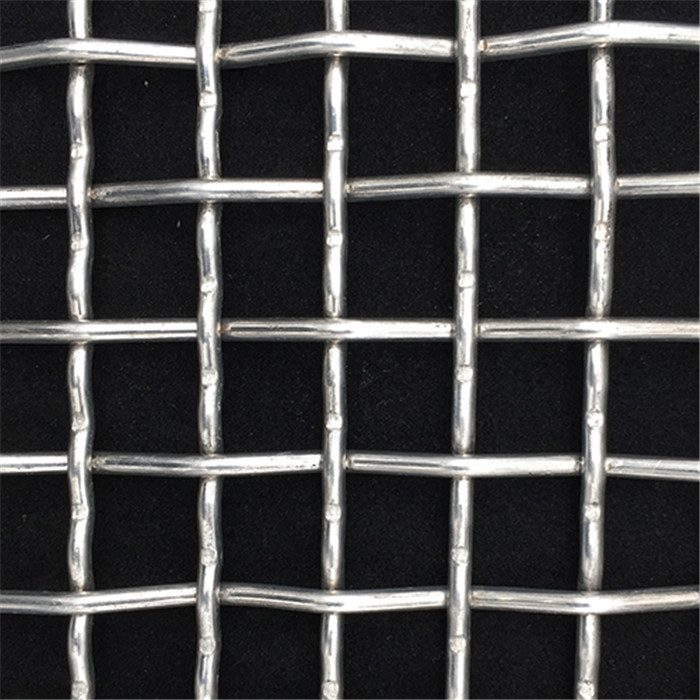 Factory Promotional Wire Mesh Sizes - Aluminium Wire Mesh – DXR Featured Image