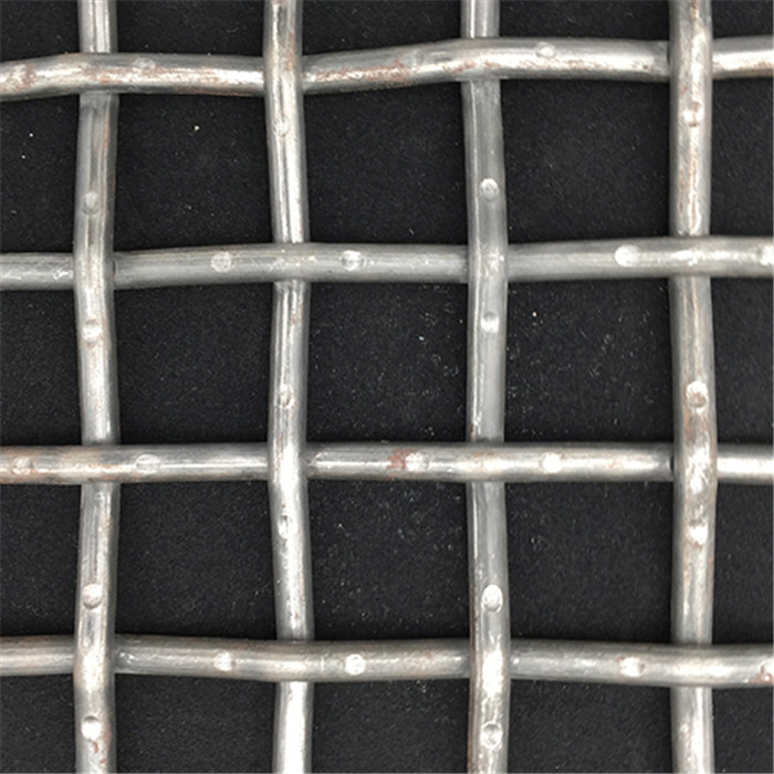 Manufactur standard Steel Screens - Plain Steel Wire Mesh – DXR