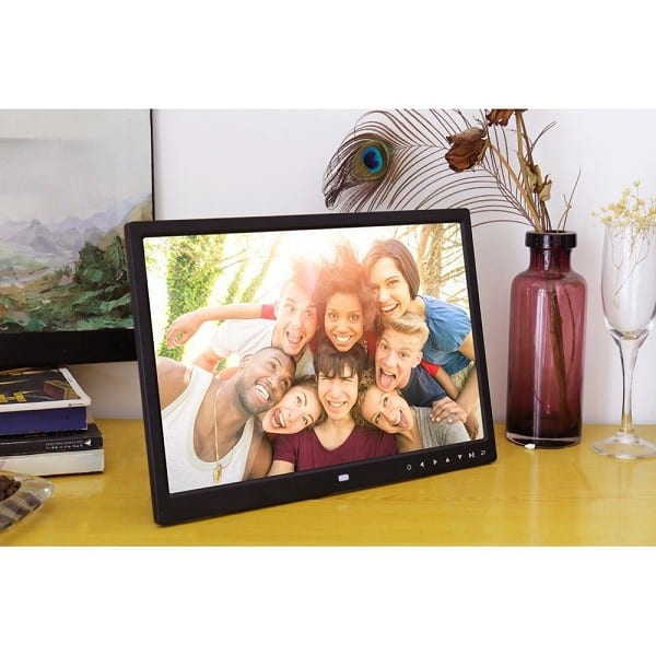 15 Inch Allwinner 1280*800 Multilanguage Digital Photo Frame