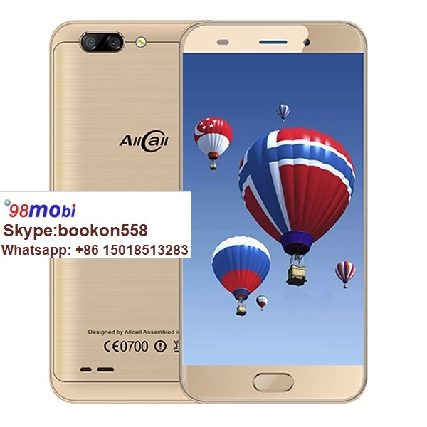 Allcall Atom FDD-Lte Quad Core Android 7.0 Smart Phone Movil