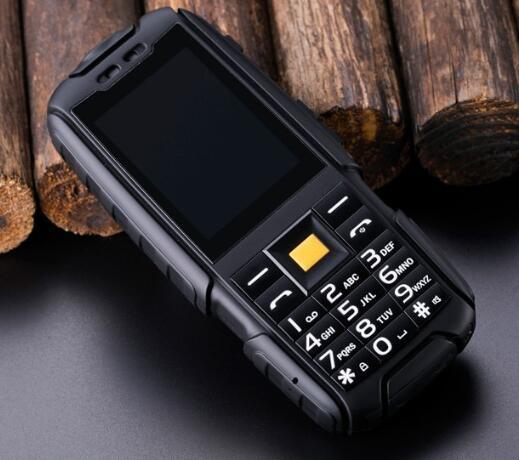 Rugged Cellphone Dtno. I No. 1 A9 Dustproof Shockproof cellular