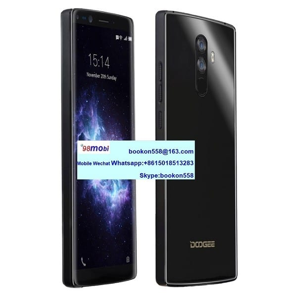 Doogee Mix 2 4060mAh 5.99′′ FHD+ Smart Phone Moviles Celulares Featured Image