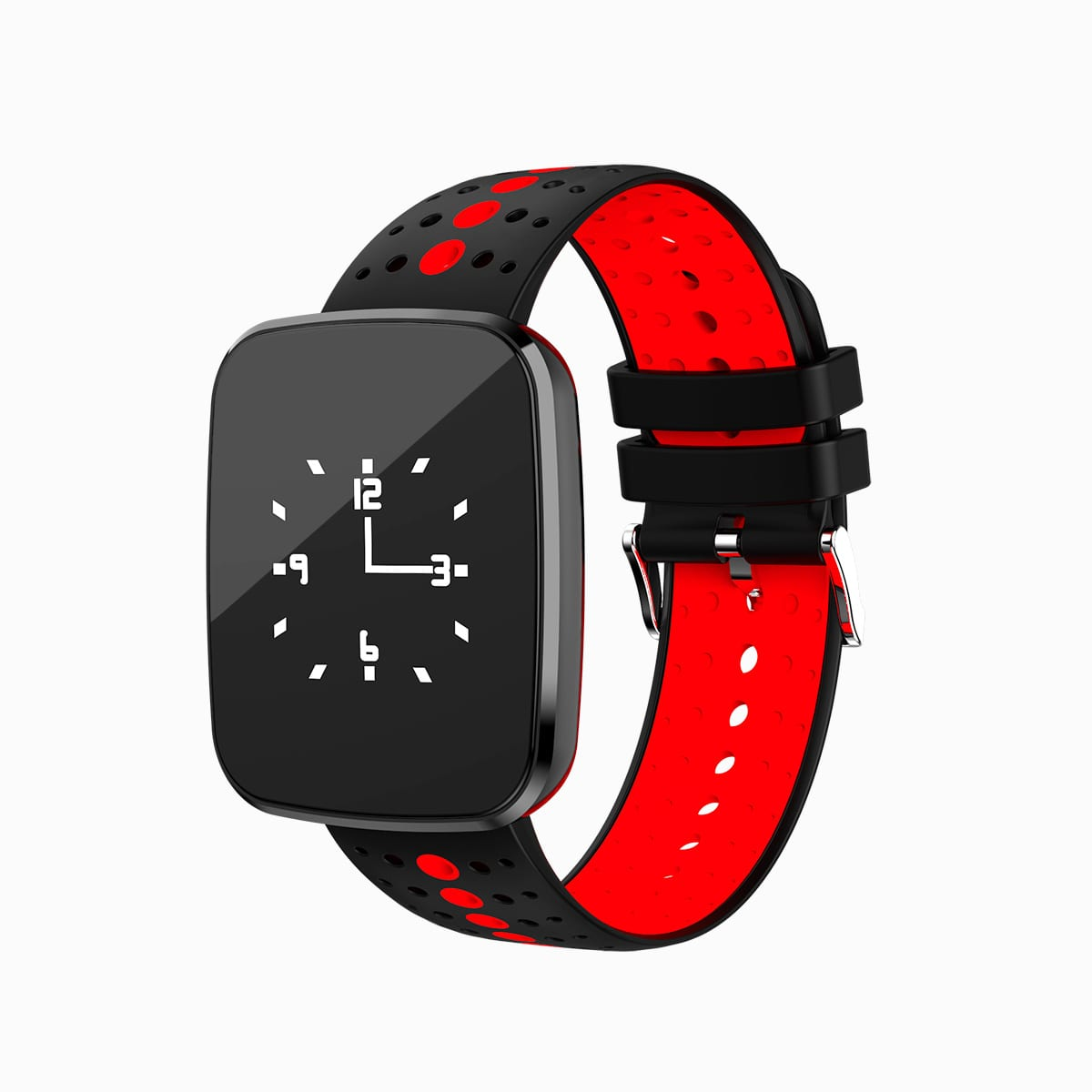 Corrugated Gl Steel Sheet Notebook - Smartband V6 Heart Rate Monitor Smart Watch for Smart Phone – Wisdom