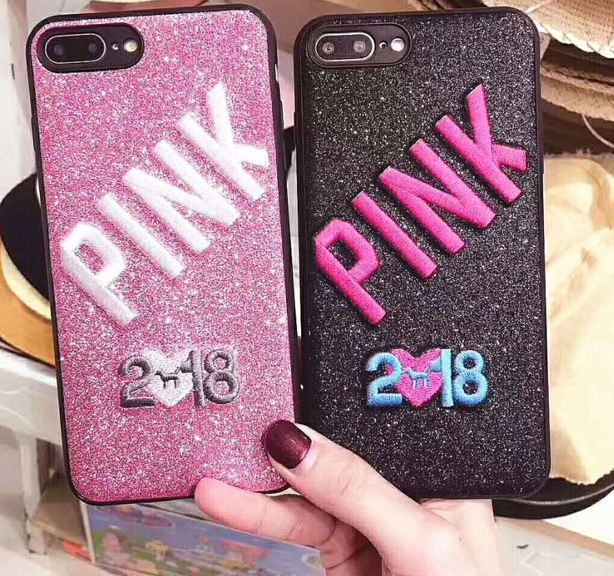 Hot Sale Case Pink Cover Shell for iPhone