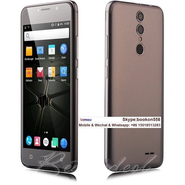 "Unlocked 5"" Smartphone Android 7.0 Quad Core Xbo X9 Smart Phone Featured Image"