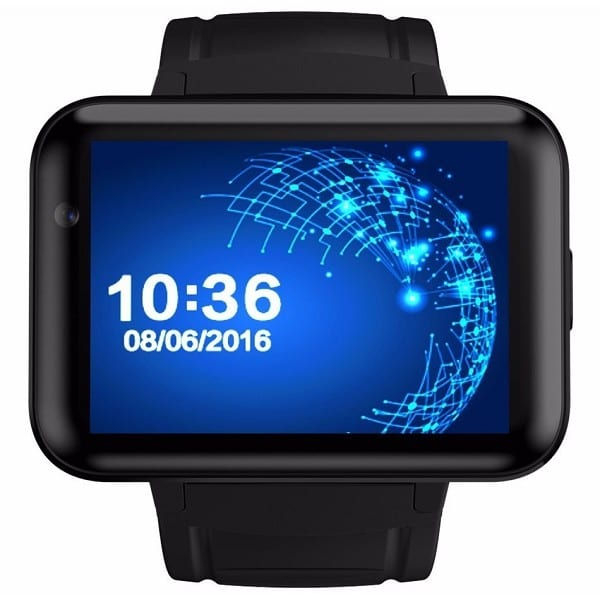 "Dm98 Smart Phone 2.2"" Smart Watch Android 3G Smartwatch Phone"