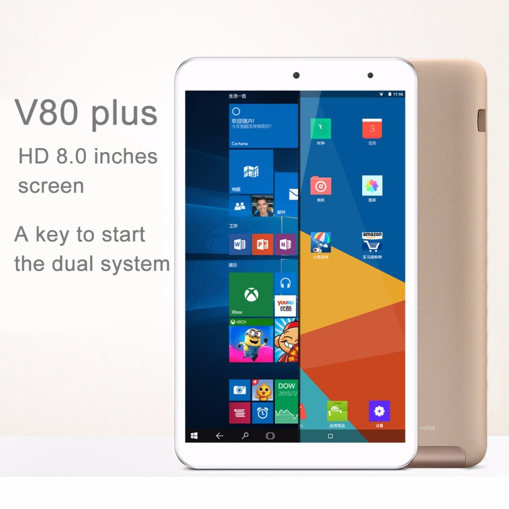 Onda V80 Plus Dual OS 2 in 1 Tablet PC