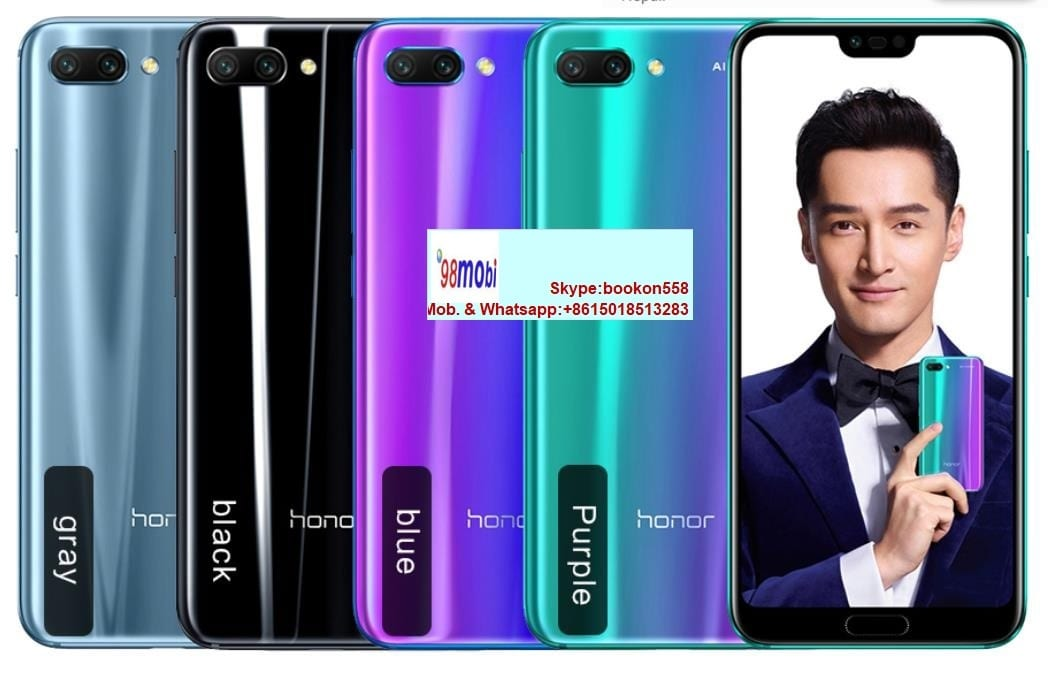 Huawei Honor 10 6GB RAM 128GB ROM Ai Smart Phone Featured Image