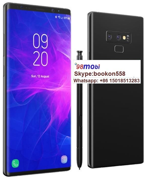 Note 9 Note9 Cellphone Smart Phone Moviles Celulares WCDMA 1GB/8GB Telefono