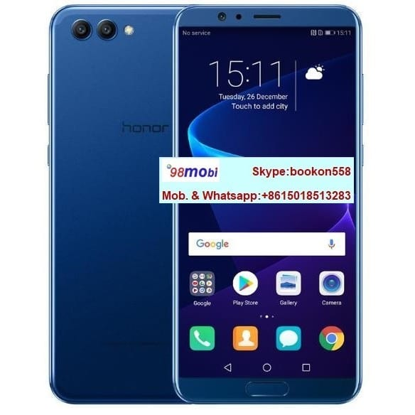 Global Firmware Cellphone Huawei Honor View V10 View10 Smart Phone