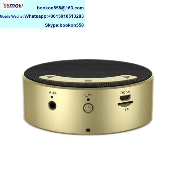 Q7 Mini Touch Bluetooth Speaker Portable Wireless MP3 Player Speaker Featured Image