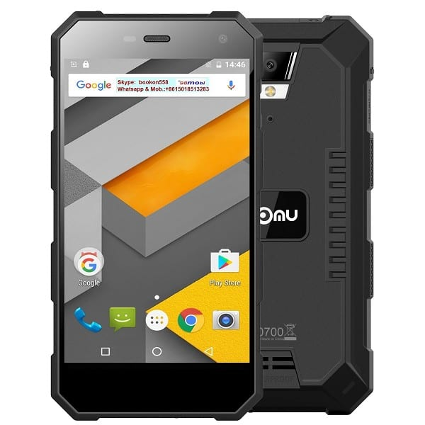 Nomu S10 IP68 Rugged Smartphone 2GB 32GB ROM Smart Phone
