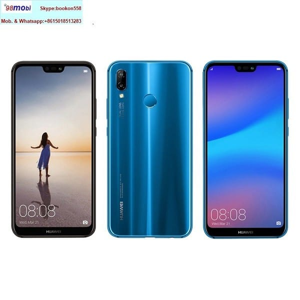 Huawei Nova 3e P20 Lite Smart Phone 128GB ROM