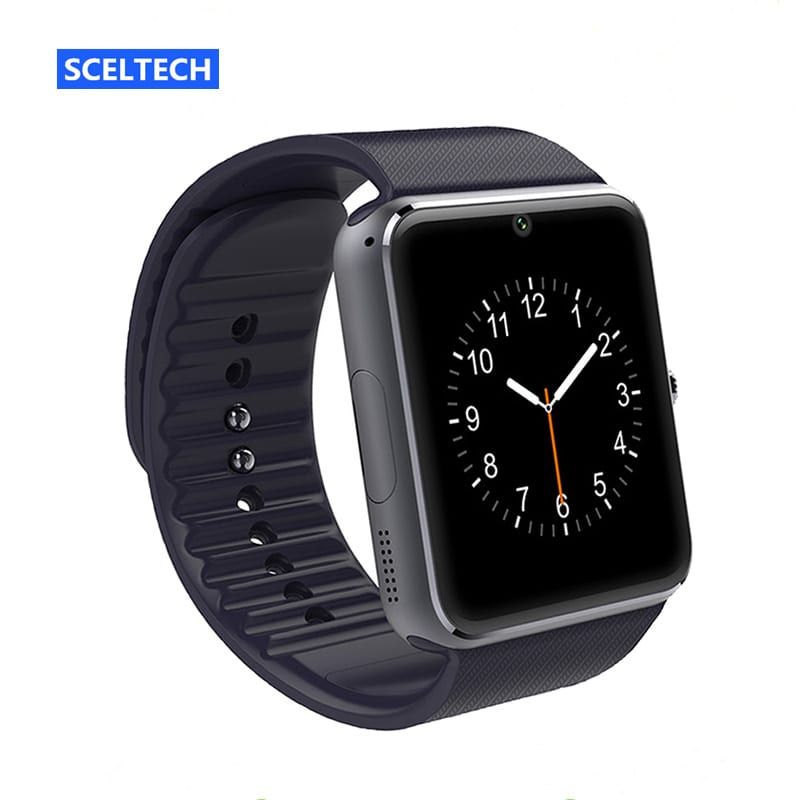 Wristwatch Bluetooth Smart Watch Gt08 for Ios Android Smart Phone