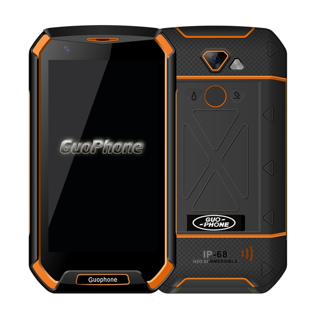 Guophone V16 4G Lte IP68 4G Lte 4800ah Smart Phone