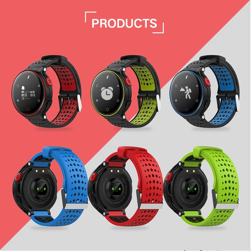 X2 Smart Watch IP68 Waterproof 180 Days Standby Smartwatch