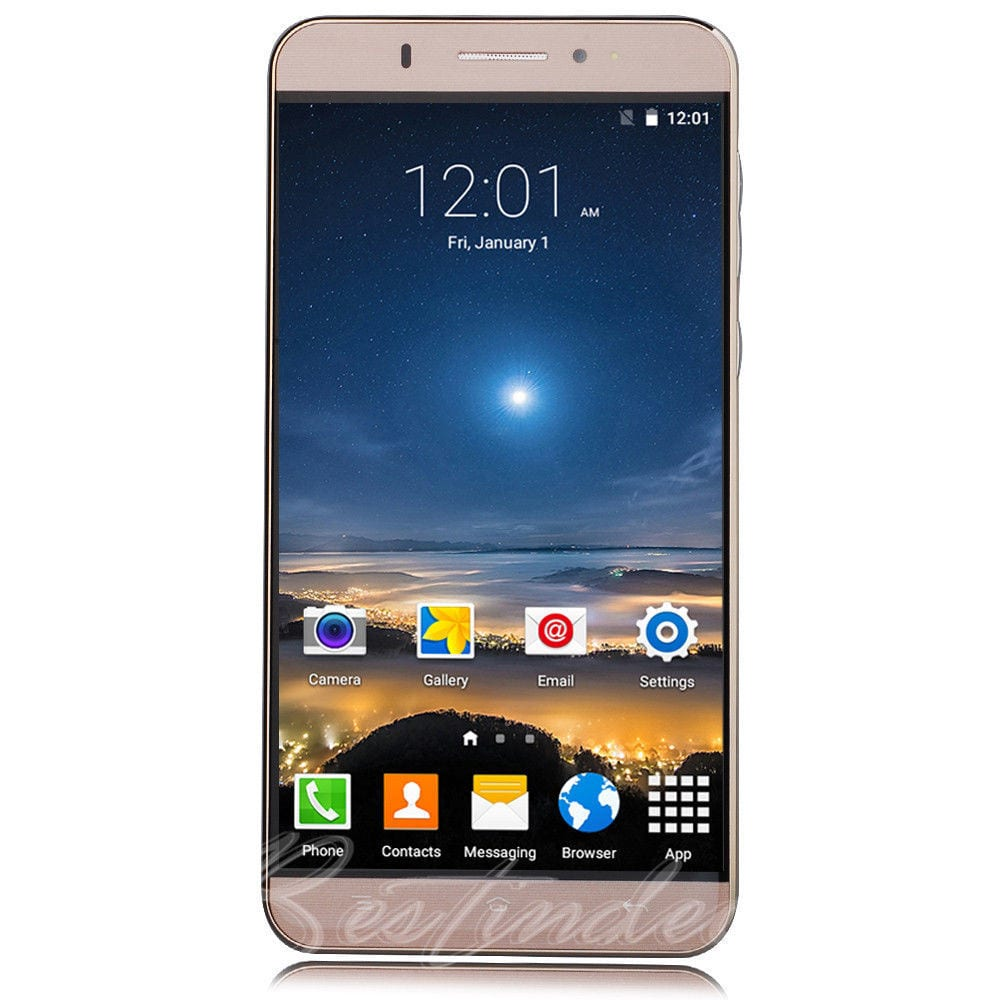 "6"" Quad Core Cell Smart Phone 3G WCDMA Telefono Movil"