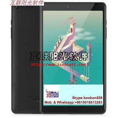 Chuwi Hi9 8.4 Inch WiFi Bluetooth Quad Core Tablet PC Featured Image
