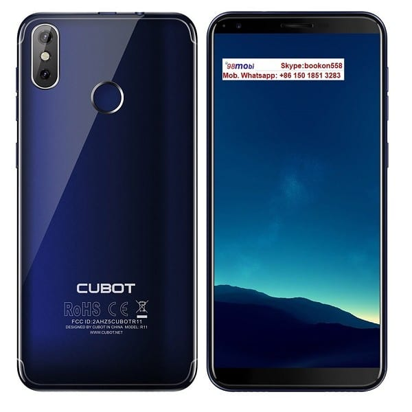 "Cubot R11 3G WCDMA Fingerprint 5.5"" All Screen Smart Phone Featured Image"