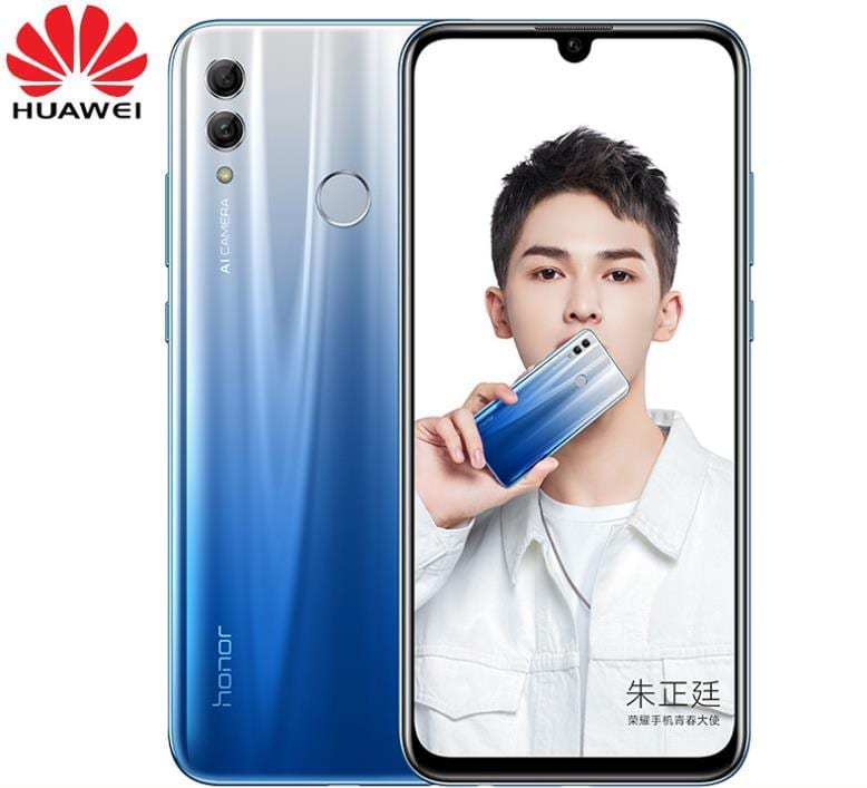 Huawei Honor 10 Lite 4G Cellphone Android 9.0 Smart Phone Featured Image