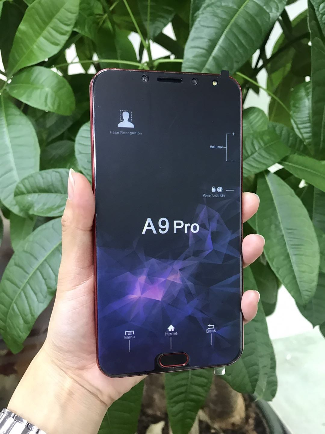 "A9+ Face ID 6.0"" 3G WCDMA Smart Phone A9 PRO"