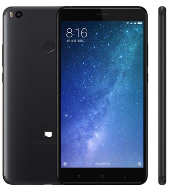 "Mi Max 2 Original Brand New 6.44"" 5300mAh Smart Phone"