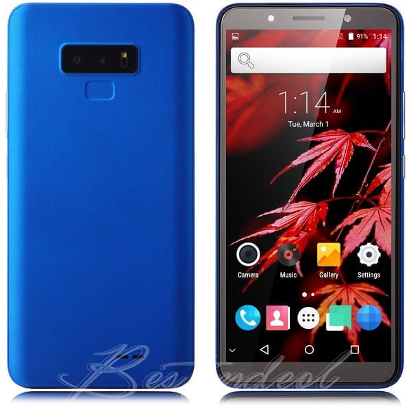 Cellphone 6.0″ Celulares Moviles XBO Q19