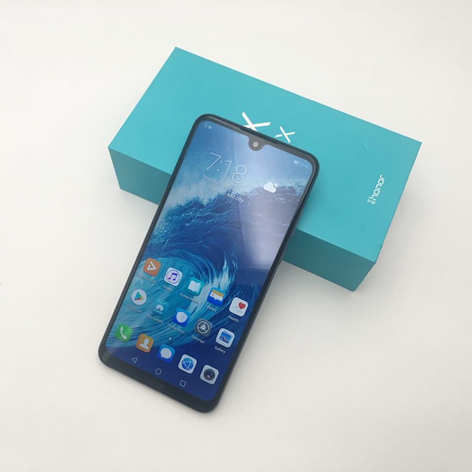 Honor 8X Max 4GB/128GB 7.12′′ Octa-Core 4900mAh Fingerprint Smart Phone