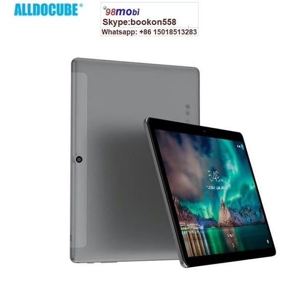Alldocube C5 9.6 Inch Ultra-Thin 4G Phone Call Tablet PC