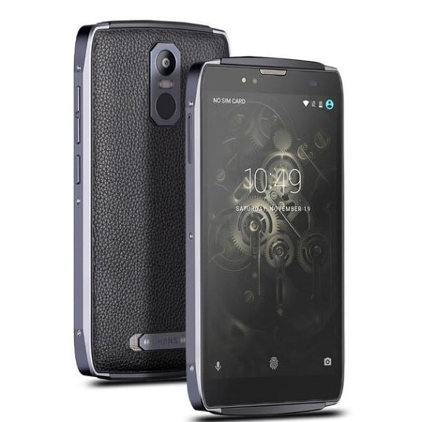 Original Uhans U300 4G Smartphone 4750mAh Shock-Resistant Business Smart Phone
