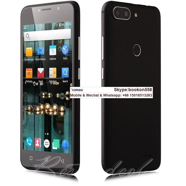 "Unlocked 5.0"" Cell Phone Android 7.0 3G Smart Phone Movil"