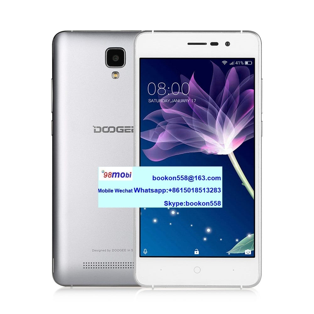 Doogee X10s 1GB RAM 8GB ROM Smart Phone Cellphone Moviles