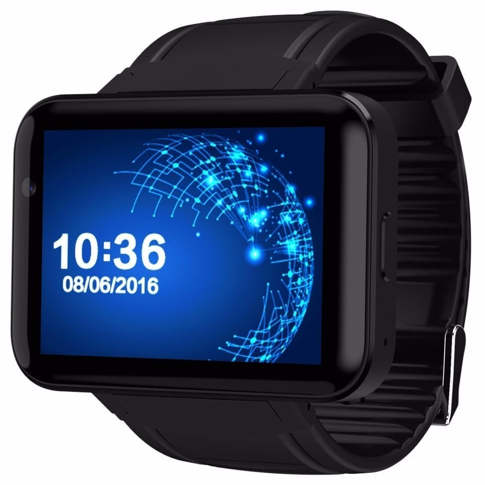 "Dm98 Smart Phone 2.2"" Smart Watch Android 3G Smartwatch Phone Featured Image"
