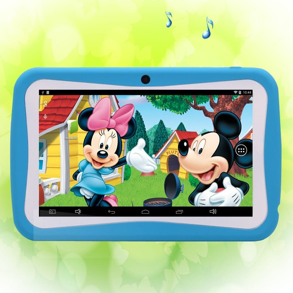7 Inch Quad Core Android Kids Tablet PC Kids Pad