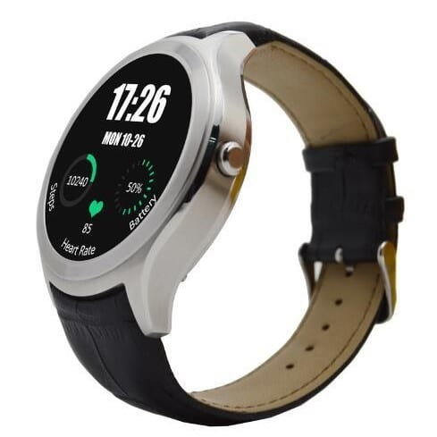 No. 1 D5+ Smartwatch Smart Phone Watch Heart Rate Monitor