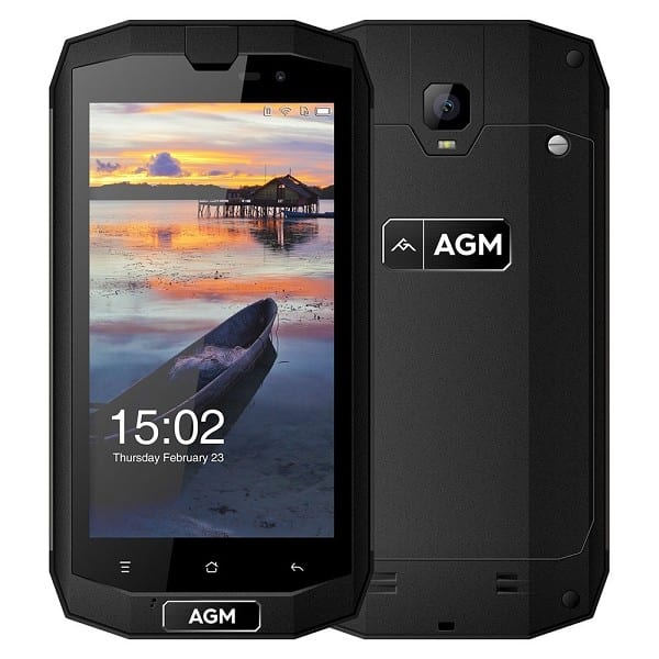 AGM A1q 4G Smartphone Smart Phone 4GB +64GB IP68 Cellphone