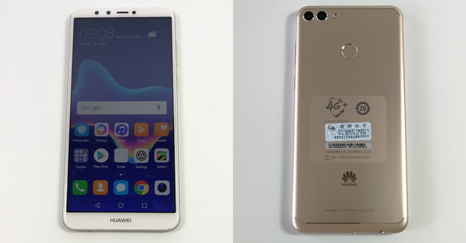 Huawei Enjoy 8 Plus Y9 2018 Smart Phone 4GB/128GB Moviles