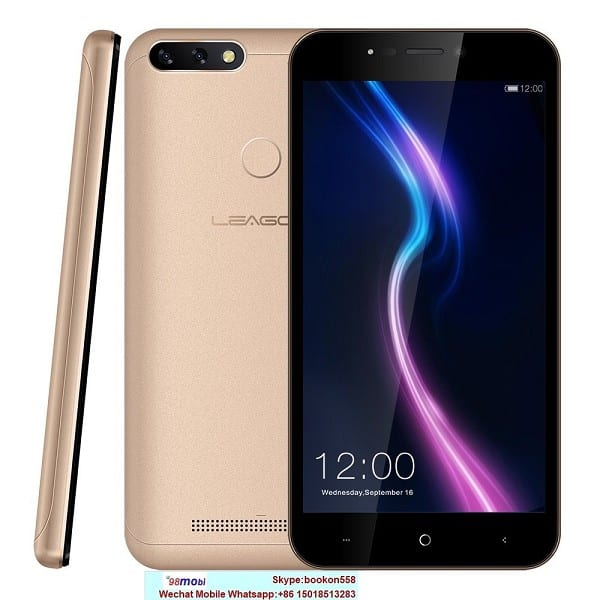 "Leagoo Power 2 PRO 5.2"" Moviles Mobile Phone Smart Phone"