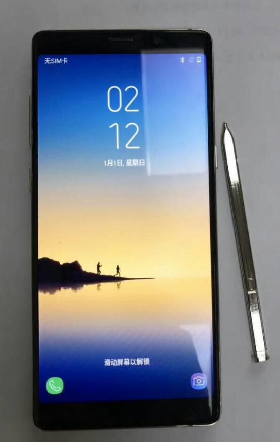 Movil Telefonia Note 8 Cellular Smart Phone Note8 Smartphone Celulares Featured Image