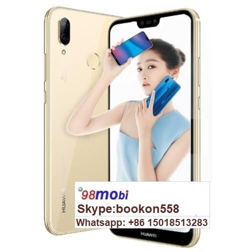 "5.84"" Smart Phone Huawei P20 Lite Nova 3e Global Version"