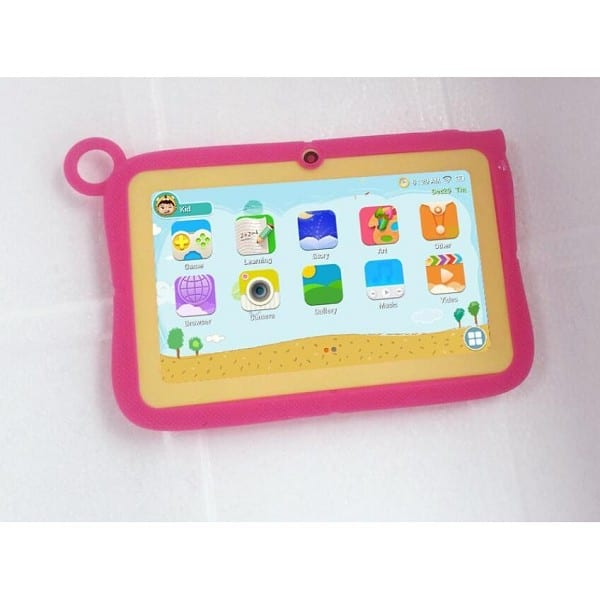 7 Inch Quad Core Children Kids Tablet PC Education Pad