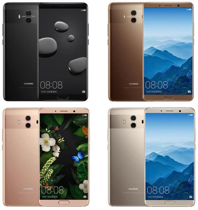 Huawei Mate 10 Mate10 6GB/64GB Smart Phone Moviles Cellphone