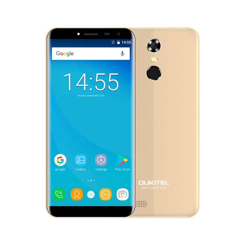C8 4G Smartphone 18: 9 5.5inch Telefonia Moviles Smart Phone