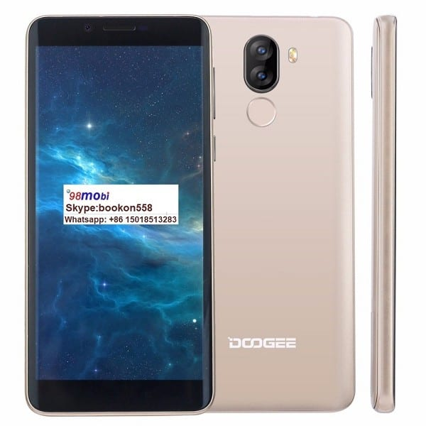 "4G Lte Doogee X60L Telefonia Moviles 5.5"" Cellphone Smart Phone Featured Image"