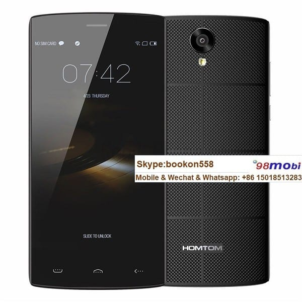 Homtom Ht7 3G WCDMA 5.5 Inch Smart Phone