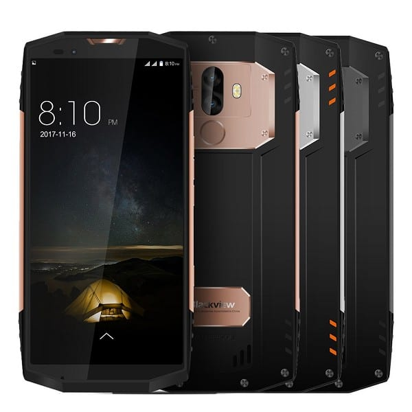 Blackview BV9000 Smartphone IP68 Waterproof 5.7′′ Telefonia Movil Rugged Smartphone