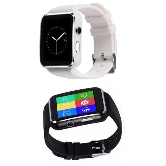 X6 GSM Smart Watch Phone for Ios Android Smart Phone