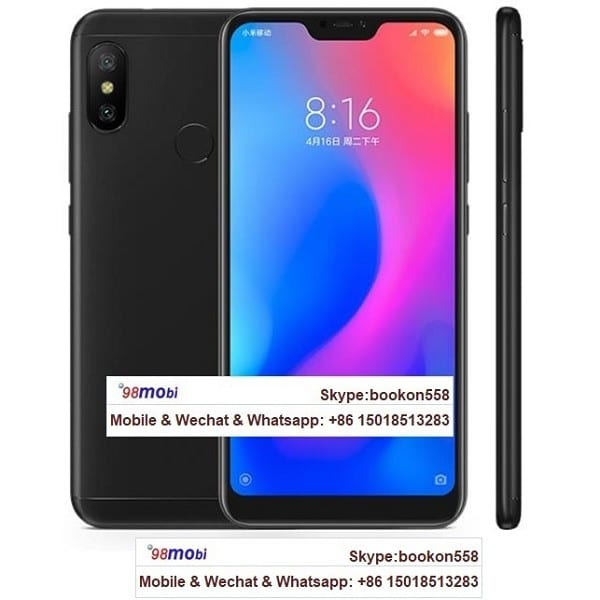 "Xiaomi Redmi 6 PRO 6PRO Smart Phone 5.84"" Smartphone Moviles"